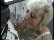 A hard fucking granny