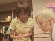 Japanes Girls Massage 2