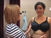 Sexy Bra Fitting 1