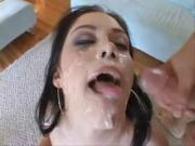 FACES OF CUM : Tiffany Holliday