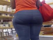 PHAT ASS IN BLUE
