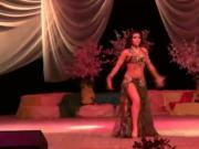 Alla Kushnir sexy belly Dance part 39