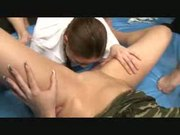 Army Training BiSex part2 KM