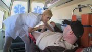 Hot Sex in the Ambulance