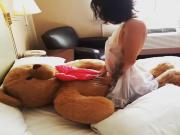Sexy Teddybear Grinding