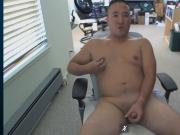 Asian Daddy Exposed On Cam