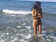 Clarissa and Nikita.. Filipino Naturist Couple