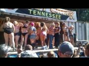 Miss Boozy Creek Contest 4th of July Weekend 2014