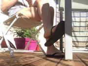 Addictive Dangling Flip Flop