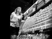 Soclose #66 Food shopping redhead!!!