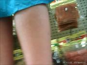 phone store upskirt ,bz girl