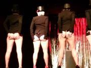 Big Butt Burlesque Dancers