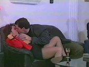 Erica Bella on the sofa AGAIN!