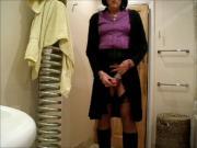 Bathroom cum