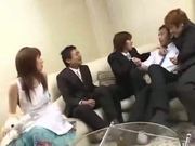japanese wife gets gangbanged