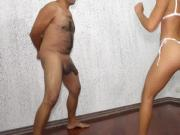 Crazy Ballbusting not sisters