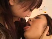JAV Girls Fun - Lesbian 53. 1-4