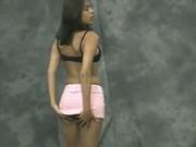 Girl Stripping - Megan