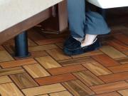 Candid Mature UGG Moccasins Shoeplay
