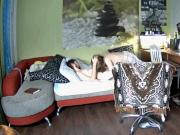 real maya and stepan fuck on the couch 1