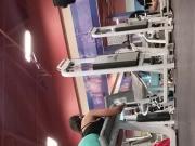 candid gym