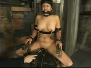 BDSM: Korean Maya forced orgasms...4Twenty!!!