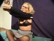 French Mom Annick GangBang