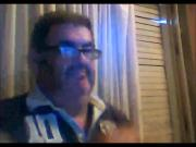 Abuelo argentino muestra pija