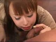 Japanese chick blows