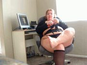 Autumn Naughty Working Girl
