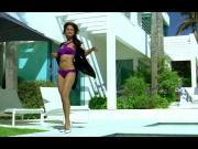 Amrita Arora in bikini khanki