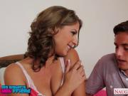 Sinfully cutie Presley Hart take cock