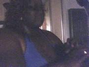 Big Ebony BBW Giving Head