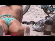 candid teen beach spy big booty 30 fat booty,