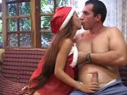 Dani Sol - Brazil Christmas Little Hot Teen Anal