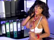 Fernanda Ferrari on Studio 69 as a Nurse