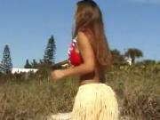 Christina Model Dance 5