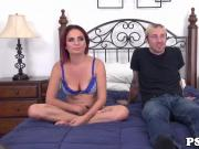 Redhead webcam babe Ashlee Graham cockriding