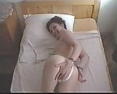Sex and facial in handcuffs..RDL
