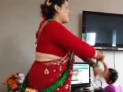 sexy nepali aunties dancing