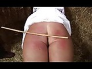 Caned by Two Men Part 1