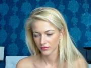 Natural Tits Blonde From freecamgirl.eu Enjoying Her Toy