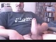 DADDY WITH BIG COCK AND BALLS