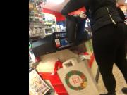 Big ass try to getaway store