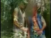 Gay Brazilian Men in the Forest