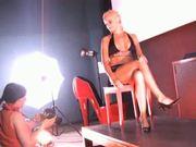 Photoshooting im Erotik Kino Walche