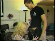 Classic Blond Mature LATUSCHE & Jake Steed
