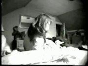 Voyeur spycam masturbating woman uses bowlingpin ST69