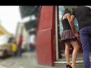 upskirt mexican two panties