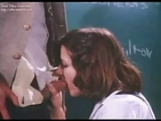 Female Student Fantasises about her Teacher !!